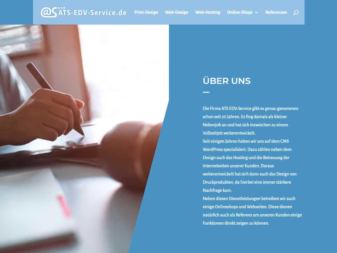ATS EDV Service